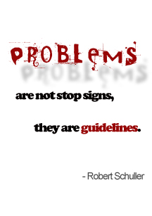Problem Quotes Awesome Quotes About Problems  Self Help Daily