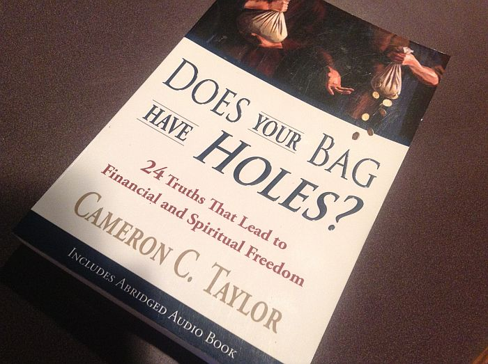 Does Your Bag Have Holes by Cameron C Taylor