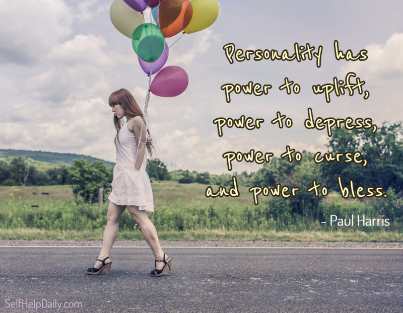 Quote About Personality