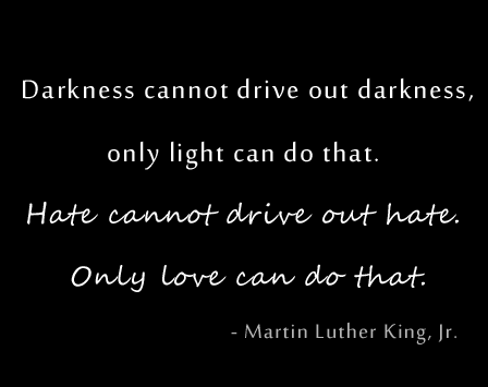 Martin Luther King Jr Quote About Love