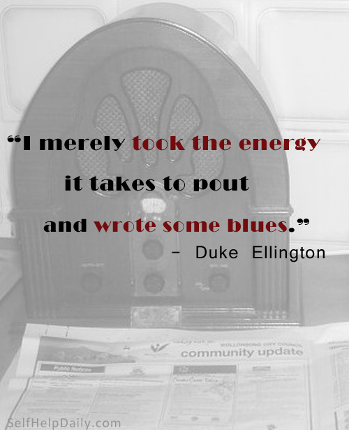 Duke Ellington Quote