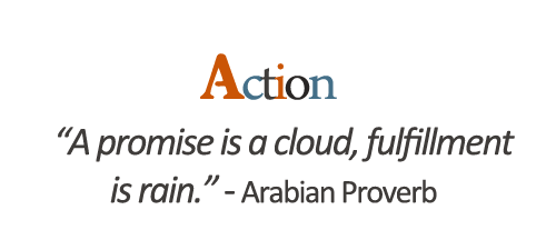 Action Quotation