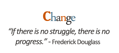 Change Quote About Change