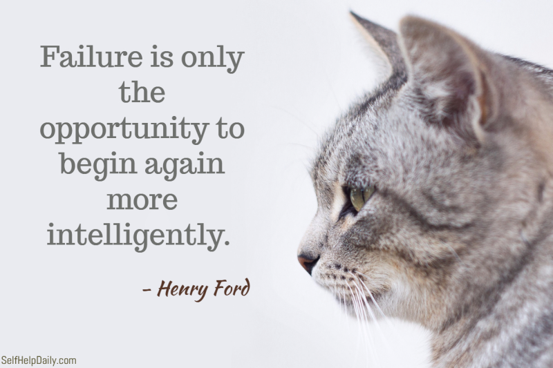 Henry Ford Quote About Failure