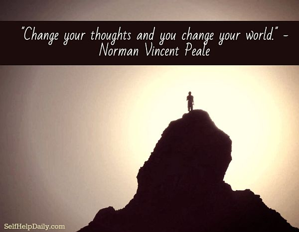 Image result for norman vincent peale quote you can if you think you can