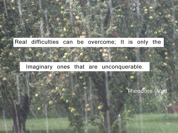 Quote About Difficulties