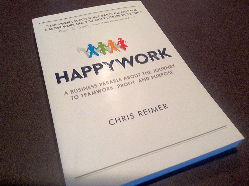 Happywork by Chris Reimer