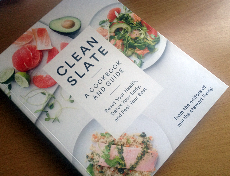 Clean Slate Cookbook and Guide
