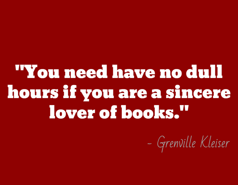 Quote About Books