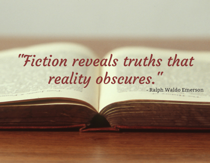 Quote About Fiction