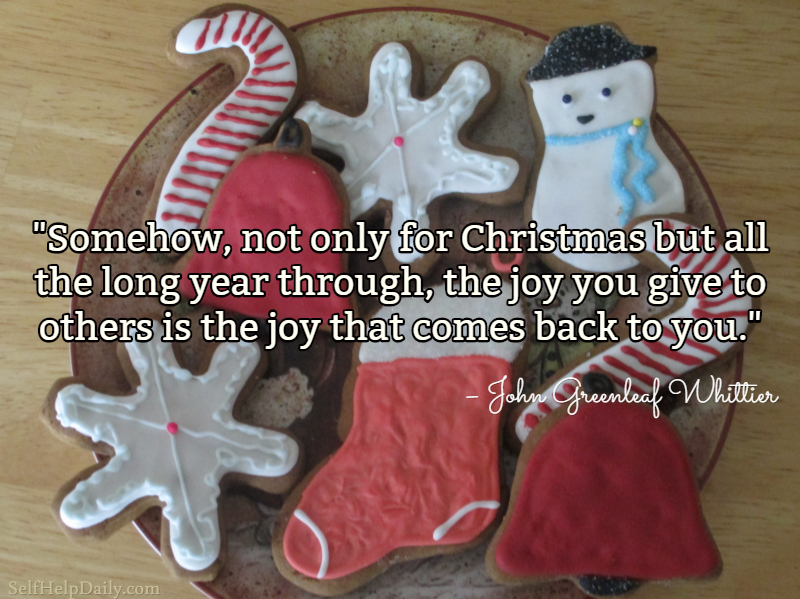 Quote About Christmas Spirit