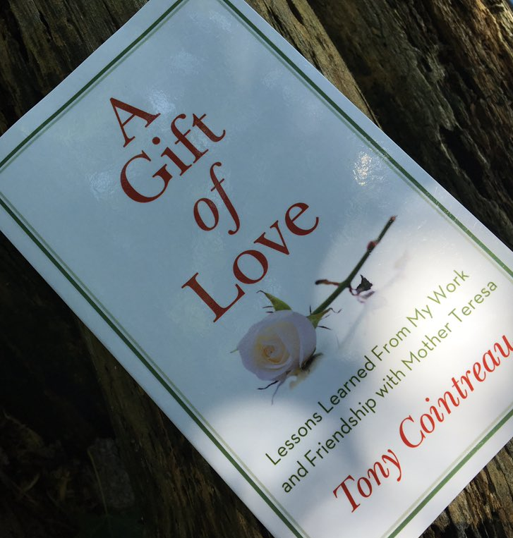 A Gift of Love by Tony Cointreau