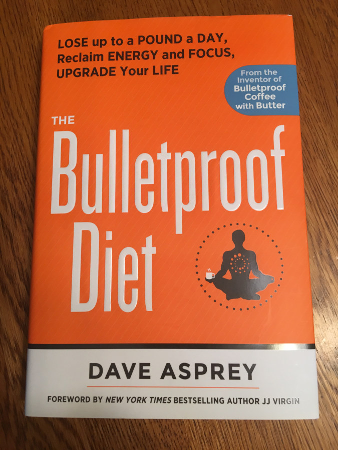The Bulletproof Diet Book