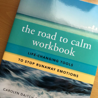 The Road to Calm Workbook
