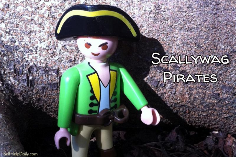 Scallywag Pirates