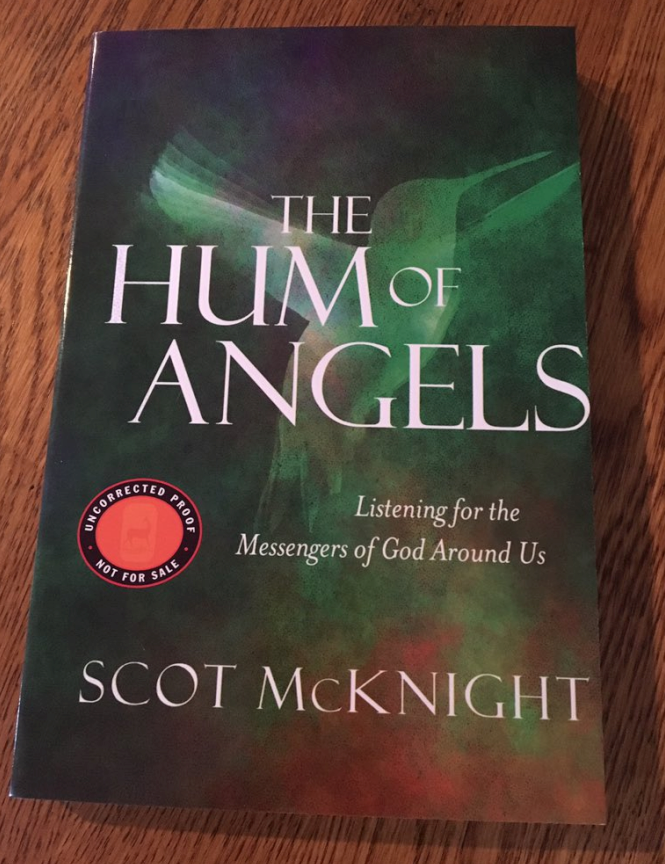 The Hum of Angels: Listening for the Messengers of God Around Us (Review)