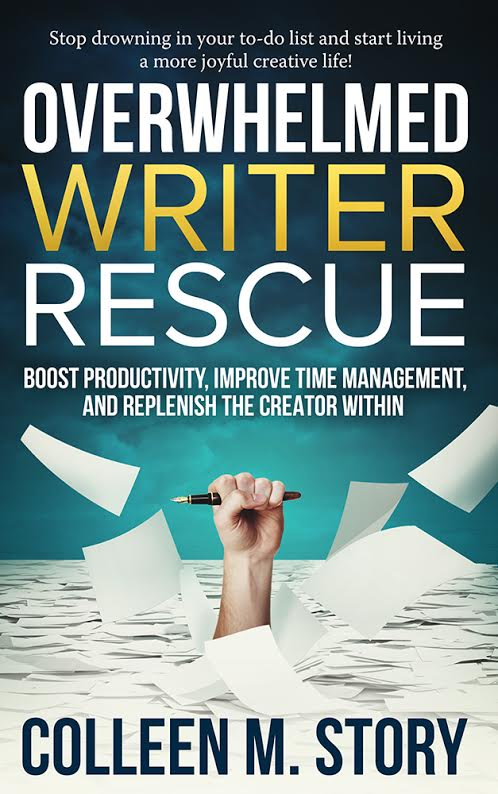 Overwhelmed Writer Rescue