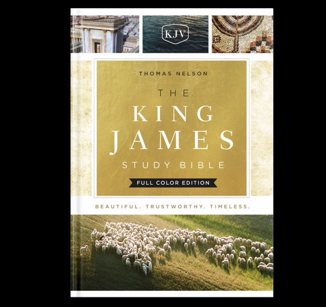 Thomas Nelson King James Study Bible