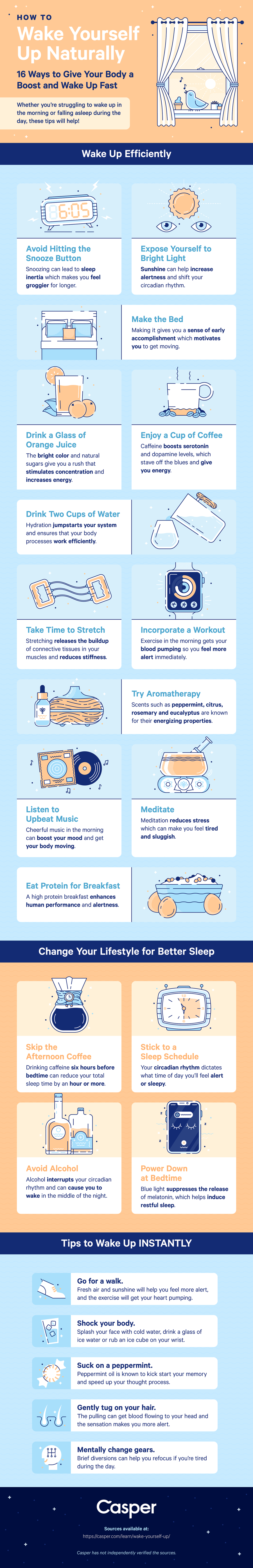 How to Wake Up Naturally