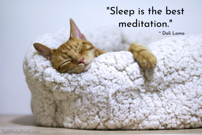 Quote About Sleep